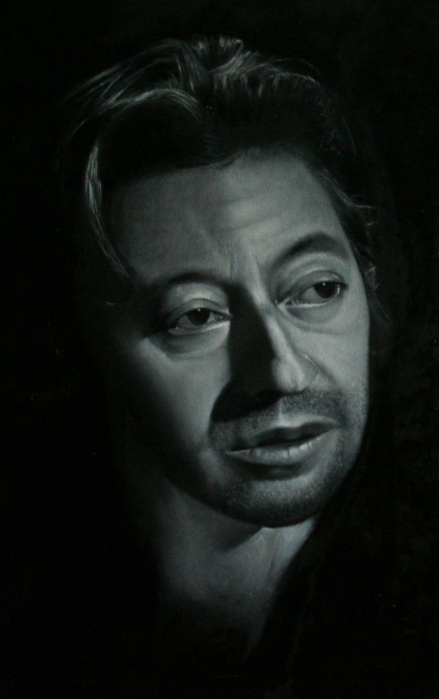 Serge Gainsbourg by sergepaul